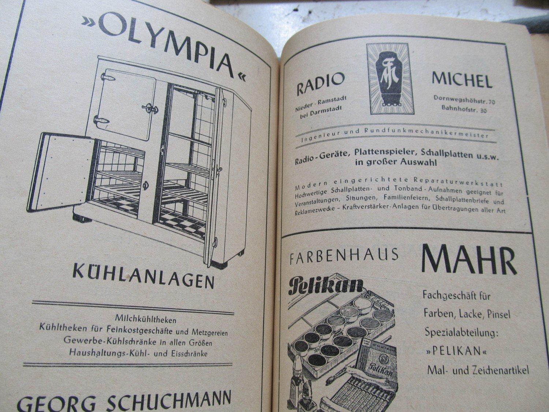"""Nieder-Ramstadt"""" (Otto Schäfer) – Buch Erstausgabe kaufen ..."""