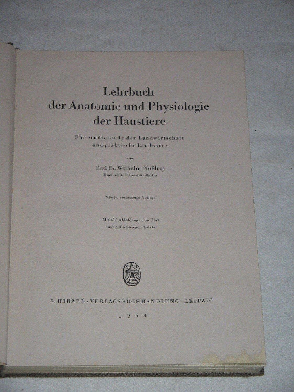 Großartig Anatomie Und Physiologie 1 Lehrbuch Ideen - Physiologie ...