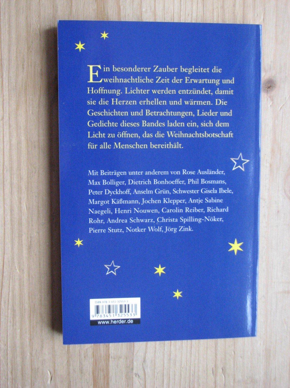 """Weihnachtliche Worte und Weisen: 1"""" (Sander Ulrich und Hohn-Morisch ..."""