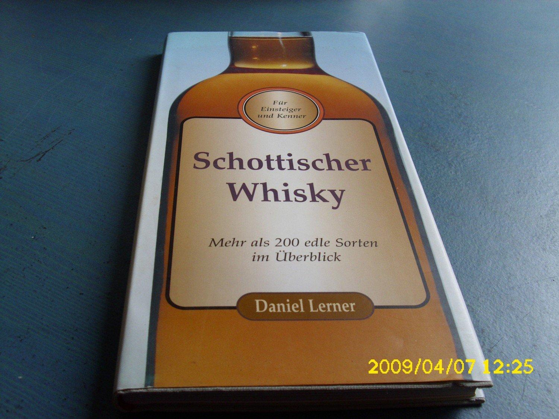 Schottischer Whisky Daniel Lerner Buch Gebraucht Kaufen