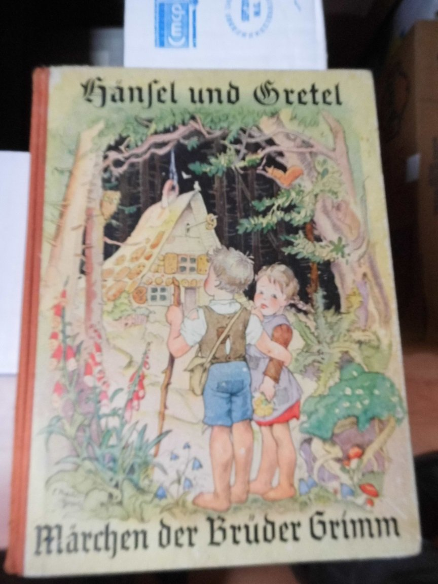 """Geliebte Hänsel und Gretel und andere Märchen"""" (Brüder Grimm) – Buch @KG_52"""