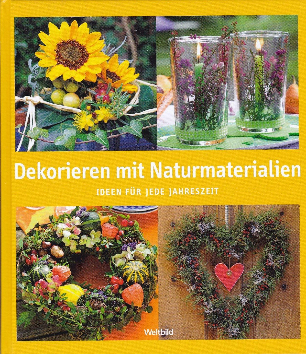 Gebrauchtes Buch U0026ndash; U0026ndash; Dekorieren Mit Naturmaterialien.