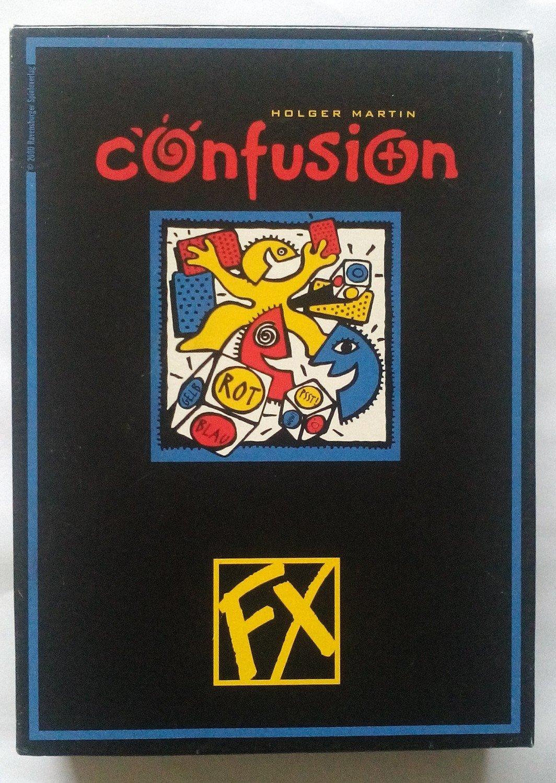 Confusion Spiel