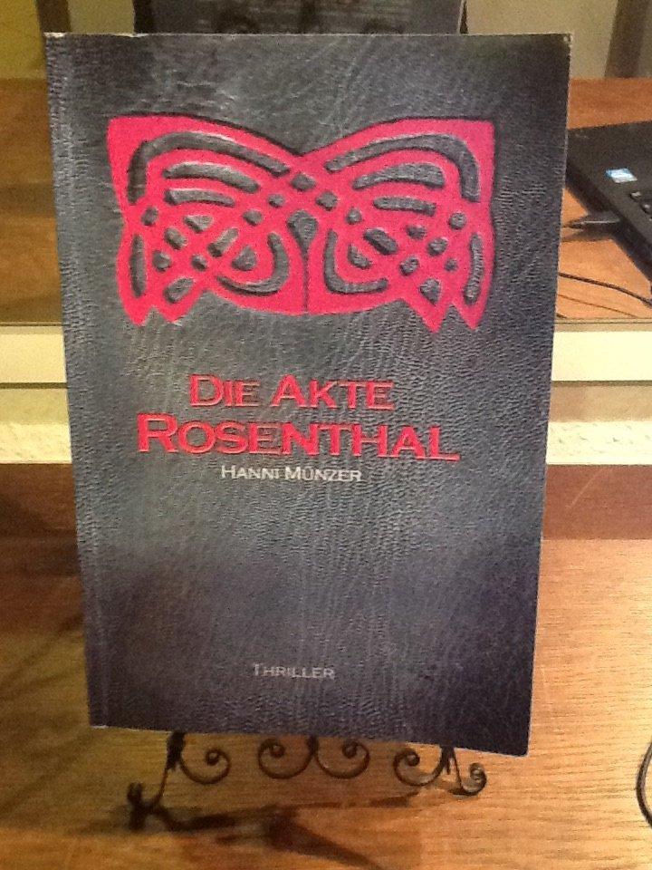 Die Akte Rosenthal Teil 1 Seelenfischer Tetralogie Band 3 Hanni