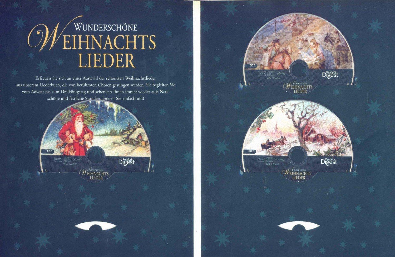 """Wunderschöne Weihnachtslieder mit Noten"""" (Dr Christiane Schlüter ..."""