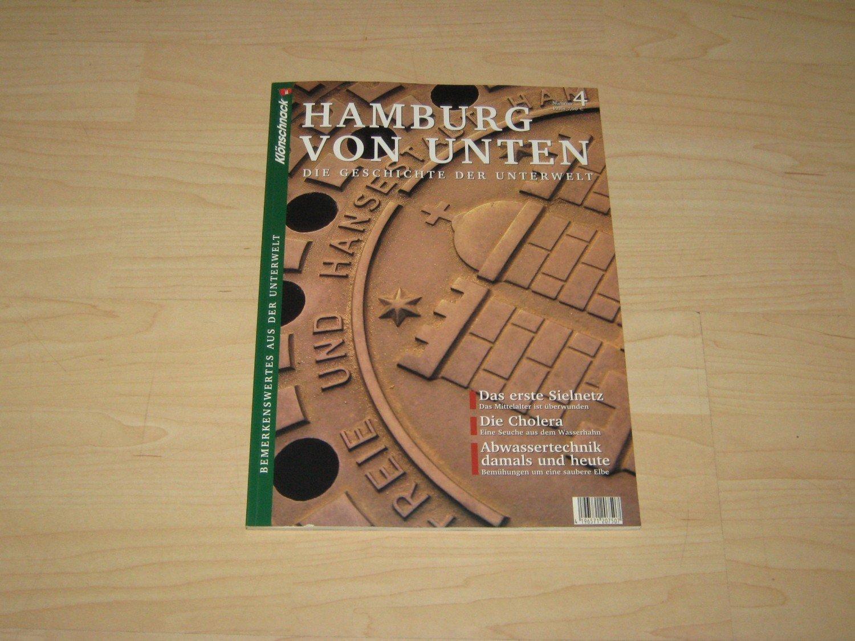 Holzhäuser Hamburg hamburg unten die geschichte der unterwelt tim holzhäuser