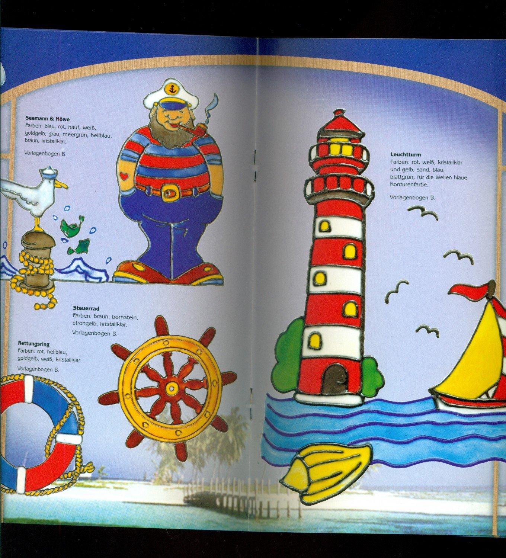 malvorlagen maritime bilder