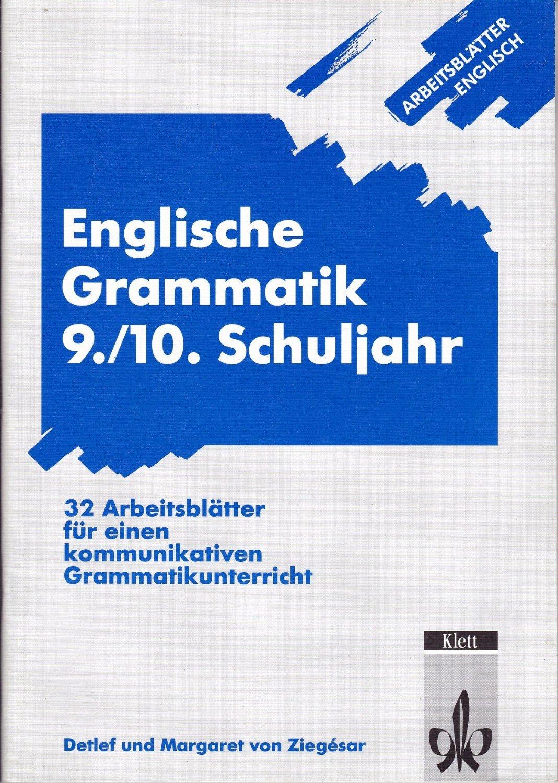 Ziegésar Detlef von; Ziegesar Margaret von, Arbeitsblätter Englische ...