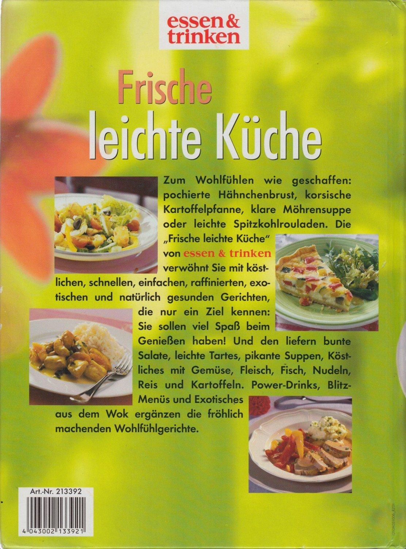 """349377f054 Frische leichte Küche - essen & trinken"""" – Buch antiquarisch kaufen ..."""