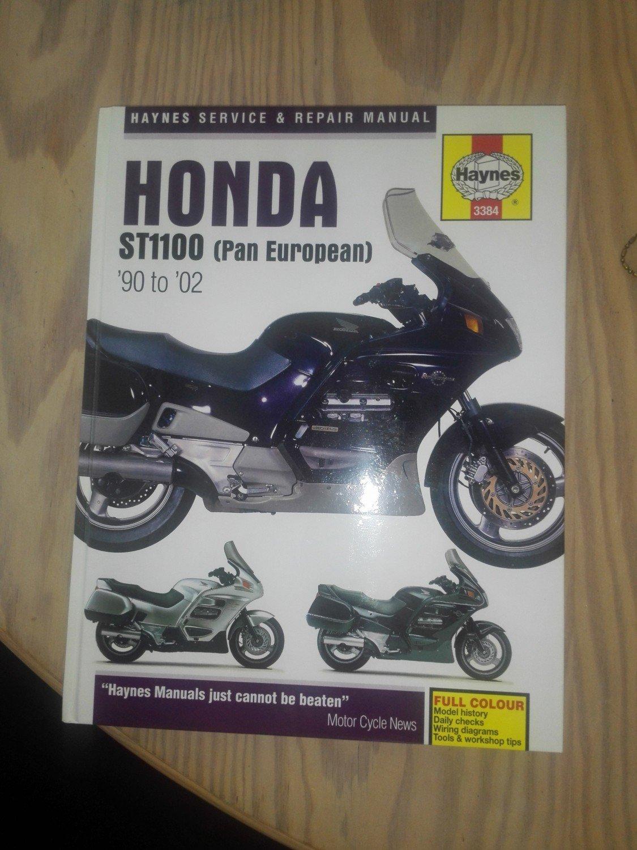 Pleasing Honda St1100 Pan European 90 To 02 Bucher Gebraucht Antiquarisch Wiring Database Xlexigelartorg