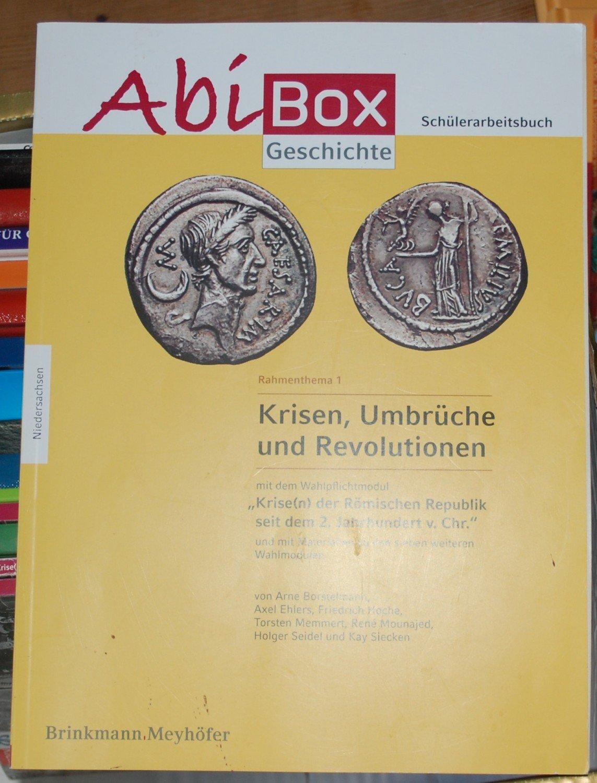 """AbiBox Krisen Umbrüche und Revolutionen"""" – Bücher gebraucht ..."""