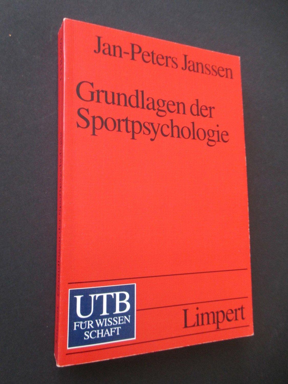 Anwendungen Der Sportpsychologie. enzyklopädie Der Psychologie. Themenbereich D Studium & Wissen