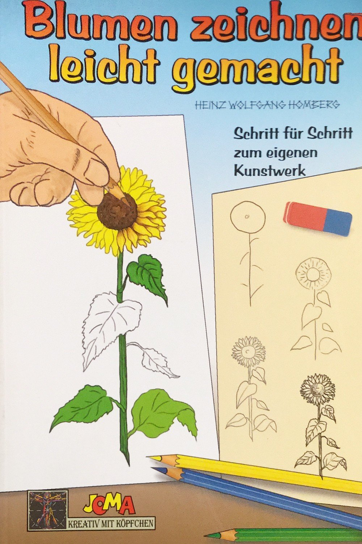 Blumen Zeichnen Leicht Gemacht Blumen Zeichnen Leicht Gemacht