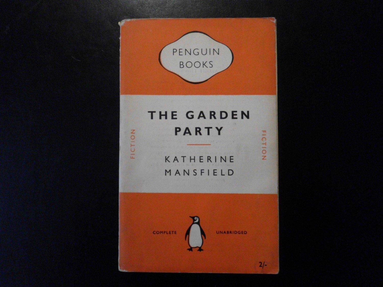 Katherine Mansfield The Garden Party B Cher Gebraucht Antiquarisch Neu Kaufen