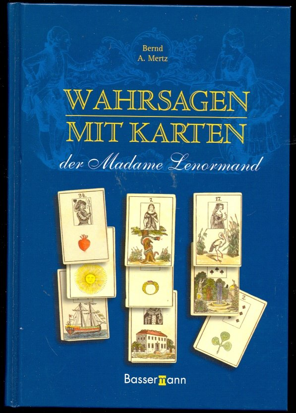 isbn 9783809414100 wahrsagen mit karten der madame. Black Bedroom Furniture Sets. Home Design Ideas