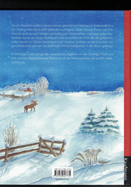 """Weihnachtszeit in Söderland mit Poster"""" (Lena Klassen) – Buch ..."""