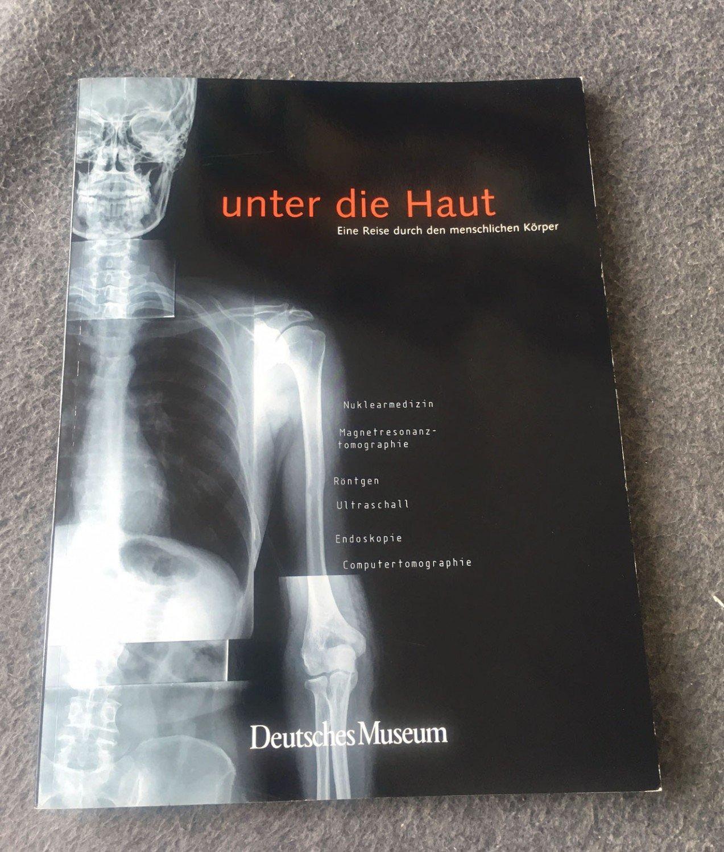 Unter die Haut - Eine Reise durch den menschlichen Koerper ...