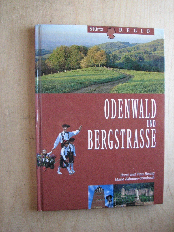 Odenwald Und Bergstra E B Cher Gebraucht Antiquarisch
