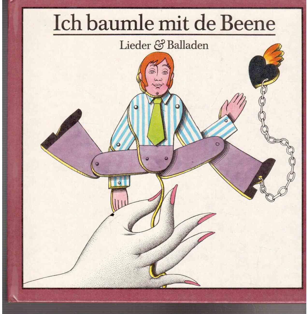Hrsg. Horst Roatsch Ich baumle mit de Beene