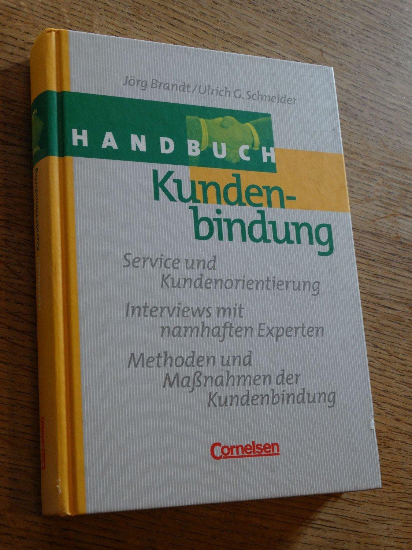 gebrauchtes Buch – Brandt, Jörg; Schneider, Ulrich G. &ndash ...