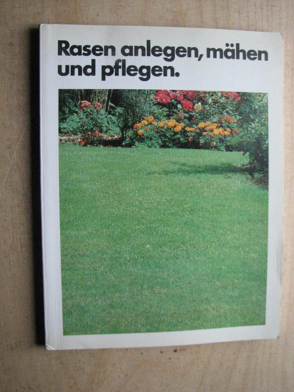 Gebrauchtes Buch U0026ndash; Bruno Leipacher U0026ndash; Mein Schöner Garten: Rasen  Anlegen, ...