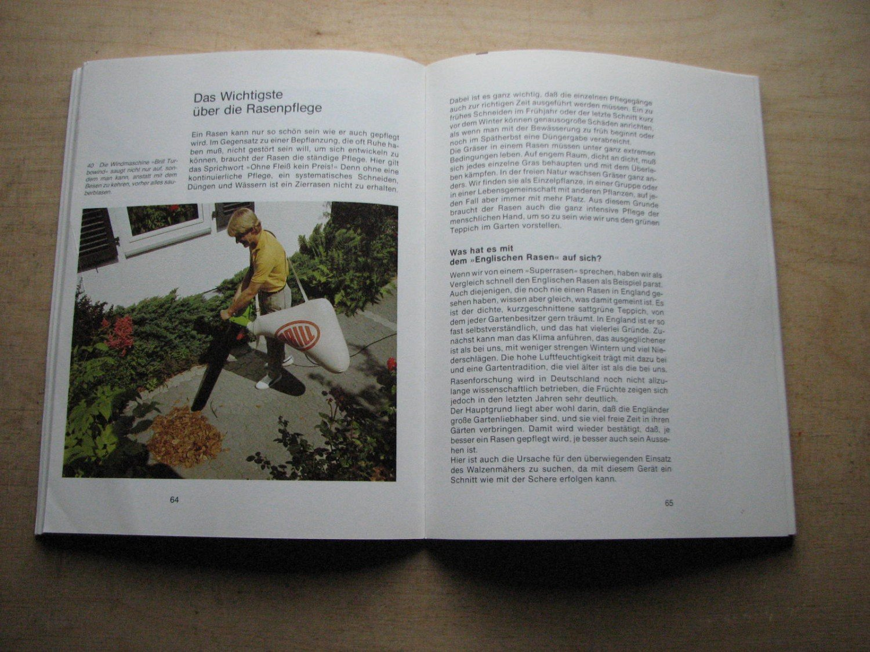 ... Mähen Gebrauchtes Buch U0026ndash; Bruno Leipacher U0026ndash; Mein Schöner  Garten: Rasen Anlegen, Mähen