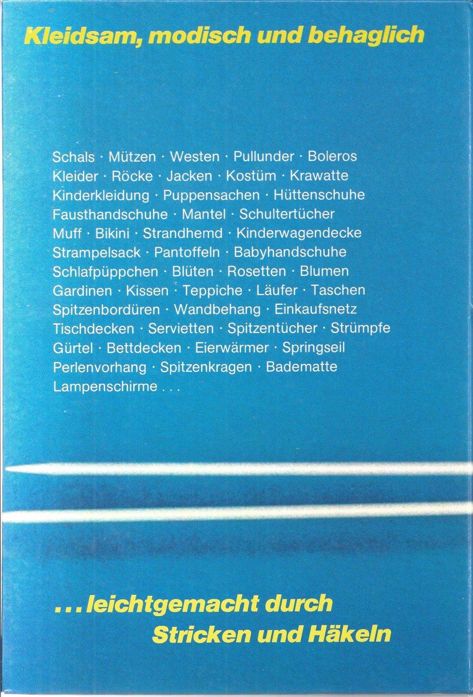 Stricken Und Häkeln Leicht Gemacht Uta Mix Buch Gebraucht