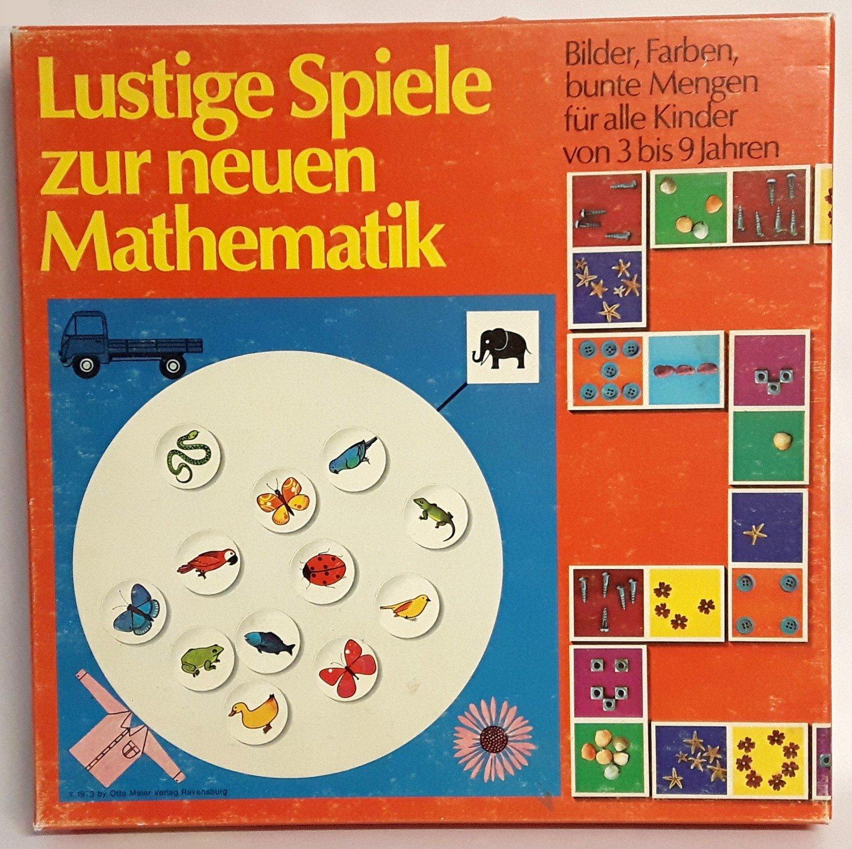 Lustige Spiele Zur Neuen Mathematik Bilder Farben Bunte Mengen