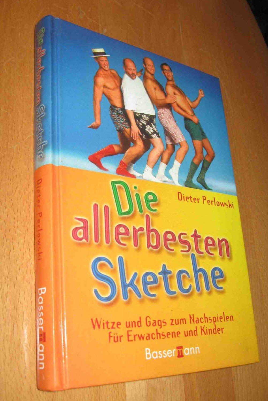 """Die allerbesten Sketche"""" (Dieter Perlowski) – Buch gebraucht kaufen ..."""
