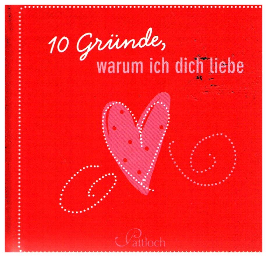 """""""10 Gründe, warum ich dich liebe (Eva Schindler) - Buch"""