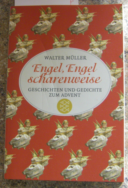 Engel Engel Scharenweise Geschichten Und Gedichte Zum Advent