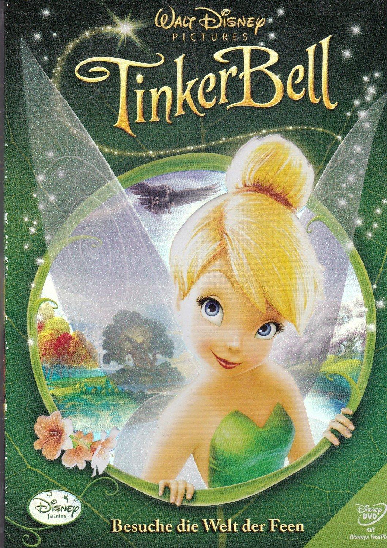 """""""Walt Disney´s TinkerBell - Besuche die Welt der Feen"""