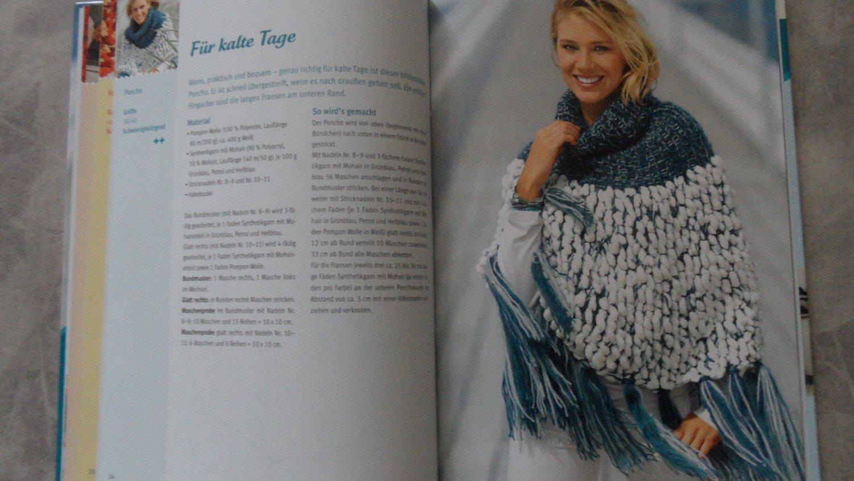 Pompon Wolle Mode Accessoires Stricken Und Häkeln Elke Reith