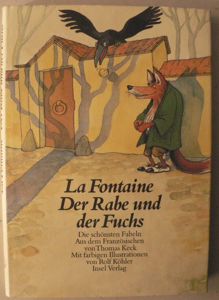 """""""Der Rabe und der Fuchs Die schönsten Fabeln - Bücher"""