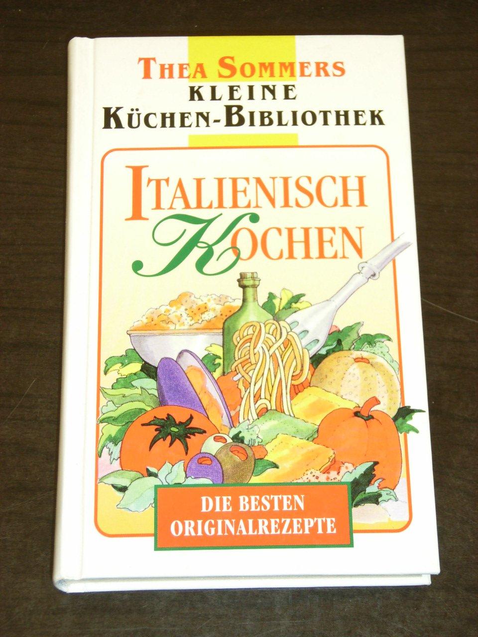 thea sommers kleine küchen-bibliothek \