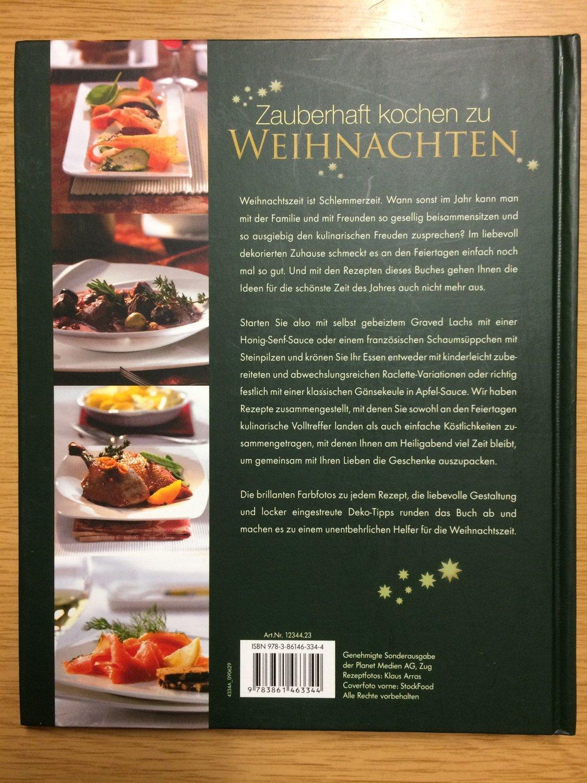 Zauberhaft Kochen Zu Weihnachten Uaklaus Arras Buch Gebraucht