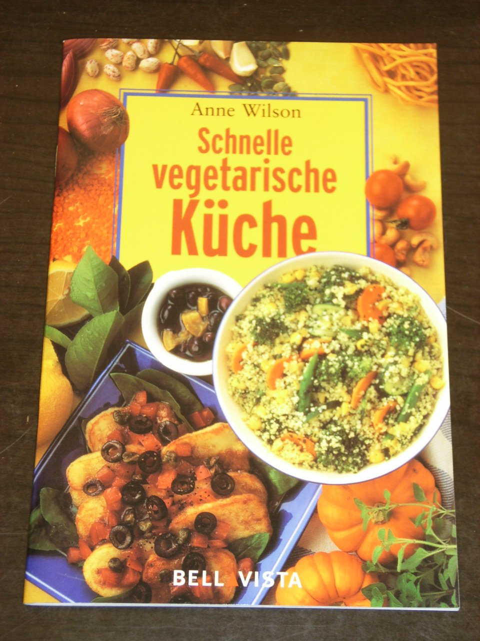 """Schnelle vegetarische Küche"""" – Bücher gebraucht, antiquarisch & neu ..."""