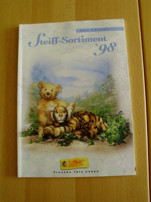 Verkaufsprogramm Steiff 1988 Steiff