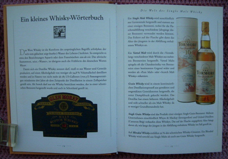 Single Malt Whisky • Das Handbuch für Genießer • Über 100 ...