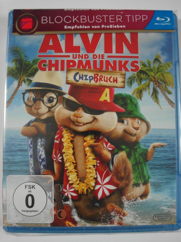Alvin Und Die Chipmunks 3 Chipbruch Jason Lee Christina Applegate