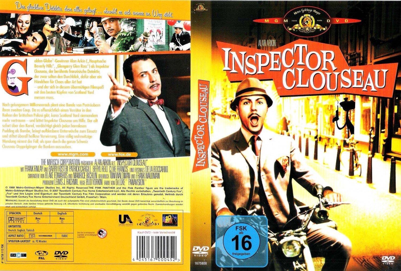 Inspector Clouseau Bud Yorkin Film Antiquarisch Kaufen