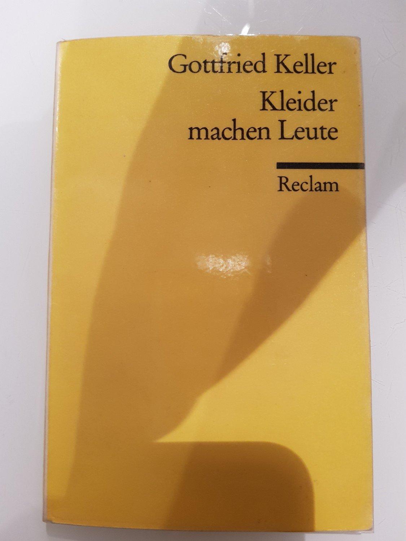 Kleider Machen Leute Gottfried Keller Buch Gebraucht Kaufen