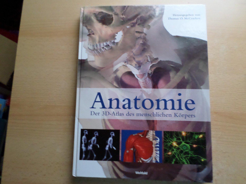 """Anatomie. Der 3D-Atlas des menschlichen Körpers"""" – Bücher gebraucht ..."""