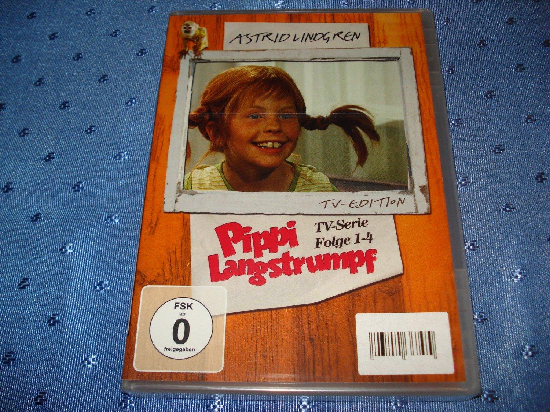 Pippi Langstrumpf Astrid Lindgren Tv Serie Folge 1 4
