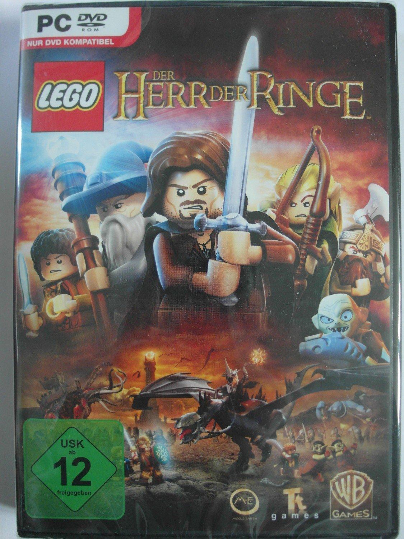 Lego Der Herr Der Ringe Mittelerde Hobbit Abenteuer Kreaturen