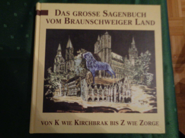 """30cad4431a1b8e """"Das große Sagenbuch vom Braunschweiger Land / Das große Sagenbuch vom  Braunschweiger"""" – Bücher gebraucht, antiquarisch & neu kaufen"""