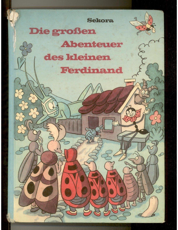 """""""Die großen Abenteuer des kleinen Ferdinand - Bücher"""