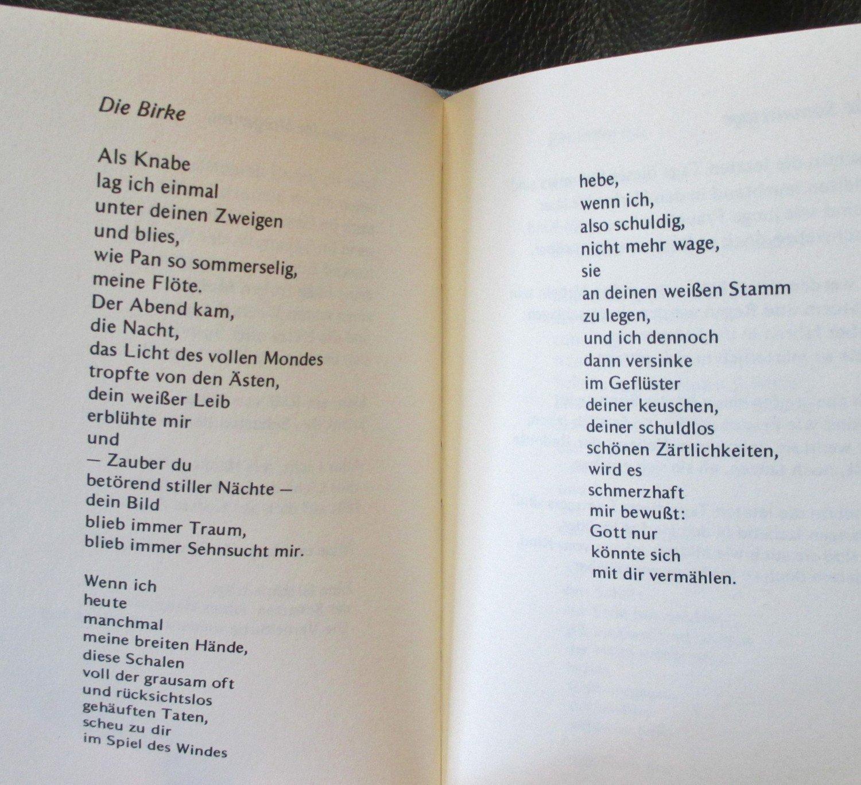 Ein Leuchten Liegt Auf Allen Dingen Gedichte Und Gedanken Eines Forstmanns