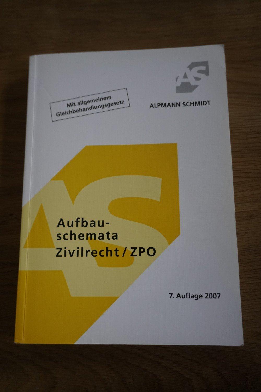Zivilrecht Aufbauschemata Bücher Gebraucht Antiquarisch Neu