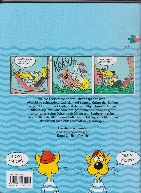 """Wasserbett comic  Käpt'n Blaubär Band 2 Schiffbruch"""" – Buch gebraucht kaufen ..."""